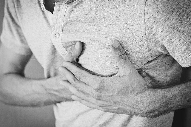 dolor cardíaco