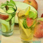 pepino con limon