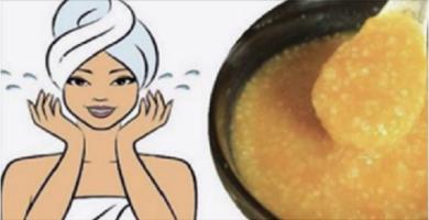 macarilla para mantener la piel hermosa