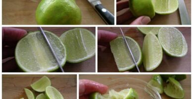 limones hervidos